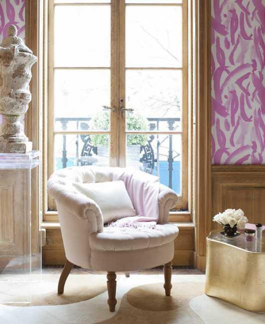 classic white chair