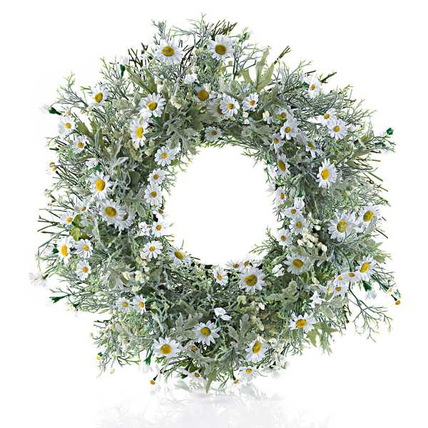 home accents wreaths spring decorating (11)