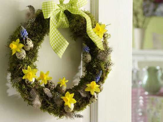 home accents wreaths spring decorating (17)
