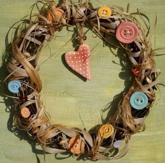 home accents wreaths spring decorating (18)