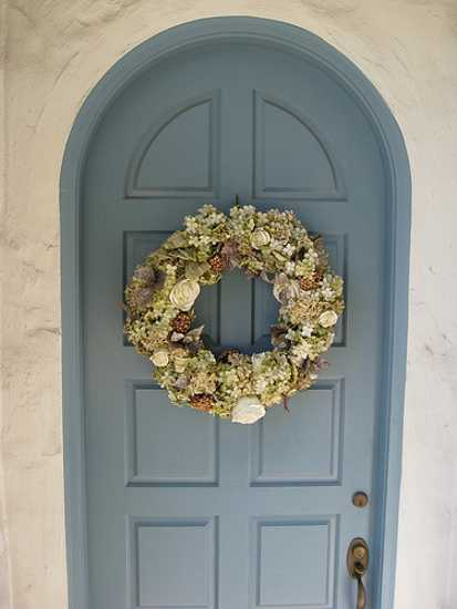 home accents wreaths spring decorating (20)