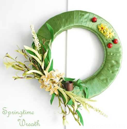 home accents wreaths spring decorating (22)