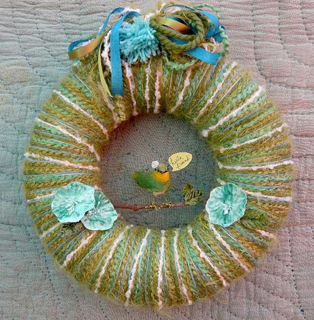 home accents wreaths spring decorating (6)