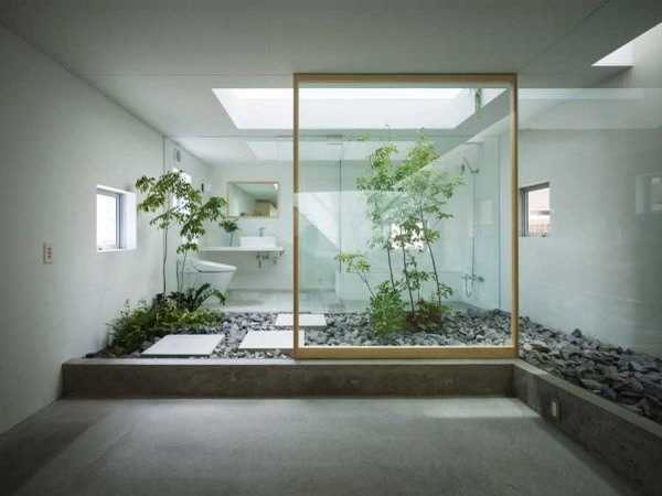 Japanese Style Bathroom Design Ideas ~ Elegant japanese bathroom decorating ideas in minimalist