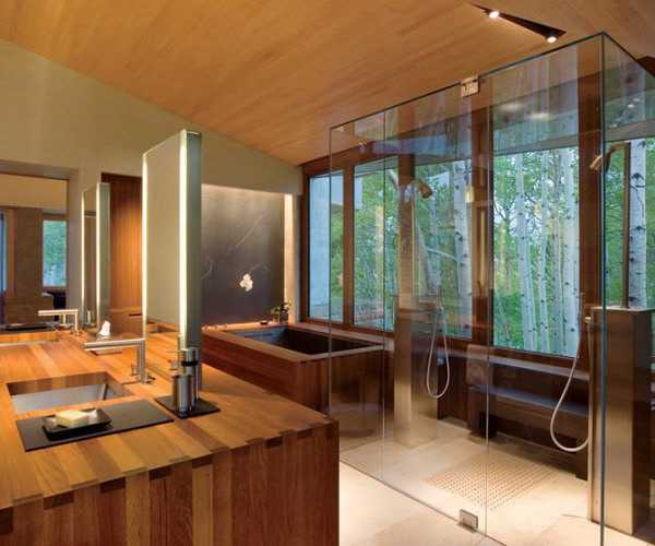 Elegant Japanese Bathroom Decorating Ideas in Minimalist Style and