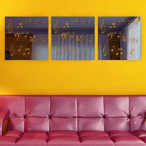 30 Modern Interior Decorating Ideas Bringing Creative Wall Mirrors ...