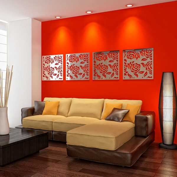 Decorating A Living Room Wall: 30 Modern Interior Decorating Ideas Bringing Creative Wall