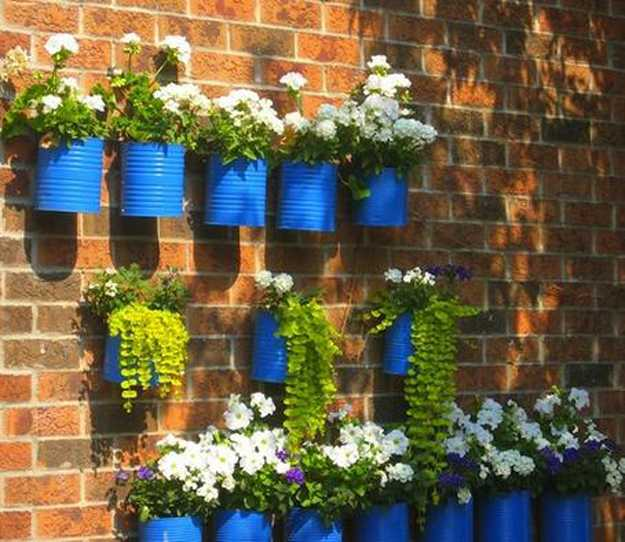35 Creative Outdoor Home Decorating Ideas And Unusual Plant Pots