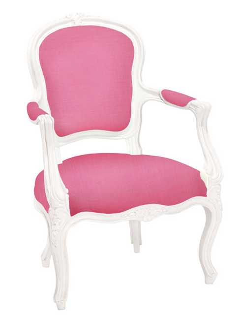 pink chair upholstery fabric