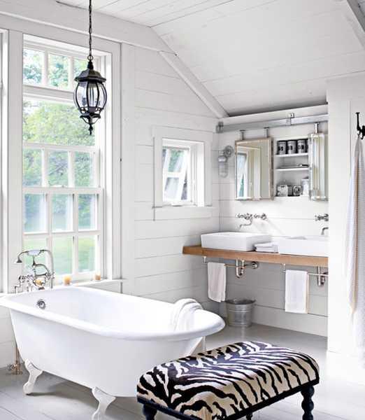 Zebra Prints and Decorative Patterns for Modern Bathroom ...