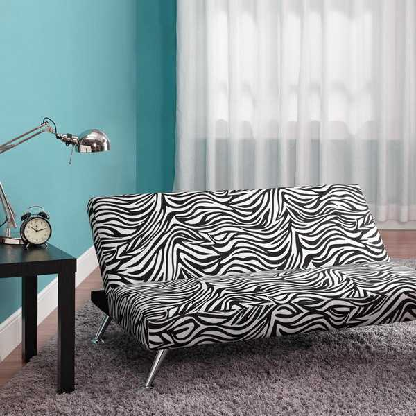 21 Modern Living Room Decorating Ideas Incorporating Zebra Prints