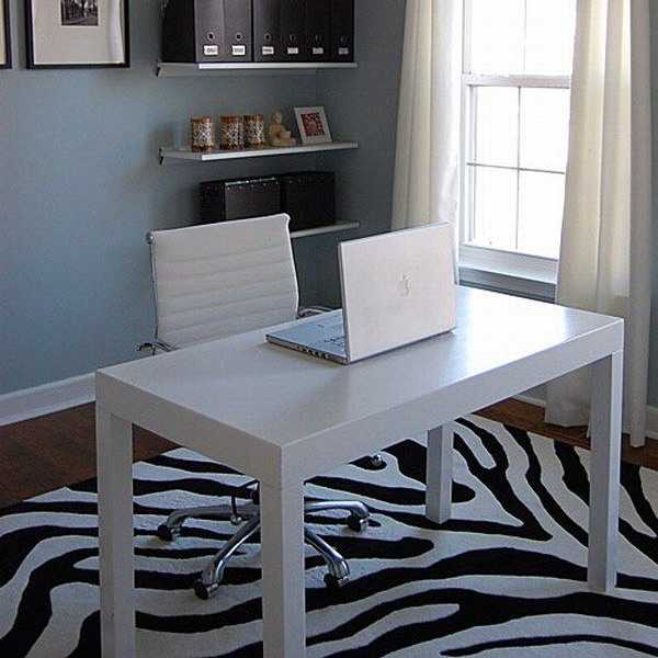 Zebra Home Accessories: Exotic Home Decorating Ideas Allowing Zebra Prints To