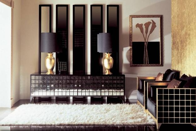 Gorgeous Art Deco Decorating Ideas Reflecting Avant Garde Art Styles