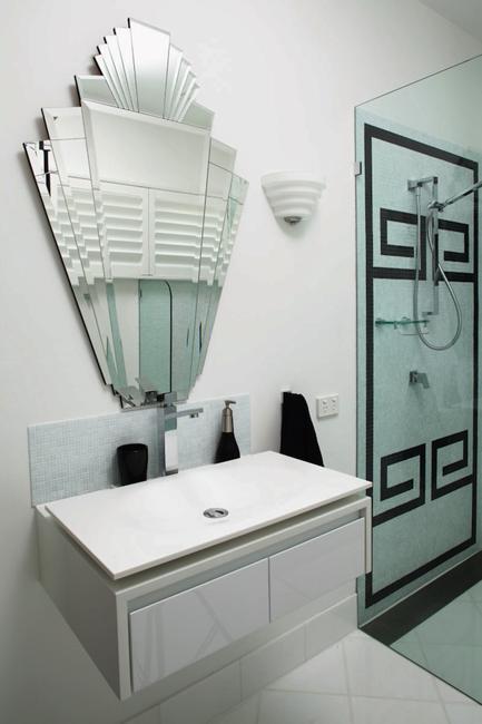 Home Design Minimalist Modern Pavilion Addition Green Interior Design Ideas: Gorgeous Art Deco Decorating Ideas Reflecting Avant Garde Art Styles