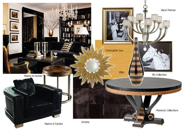 Art Deco Furniture Decor Accessories And Lighting