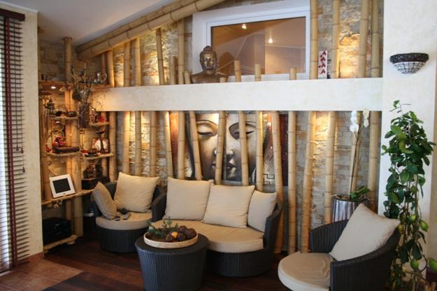 Bamboo Decor Ideas Small Spaces