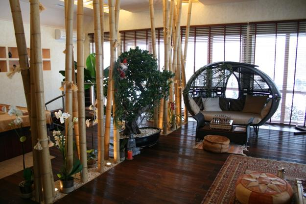 Interior Design Home Decorating Ideas: 22 Bamboo Home Decoraitng Ideas In Eco Style