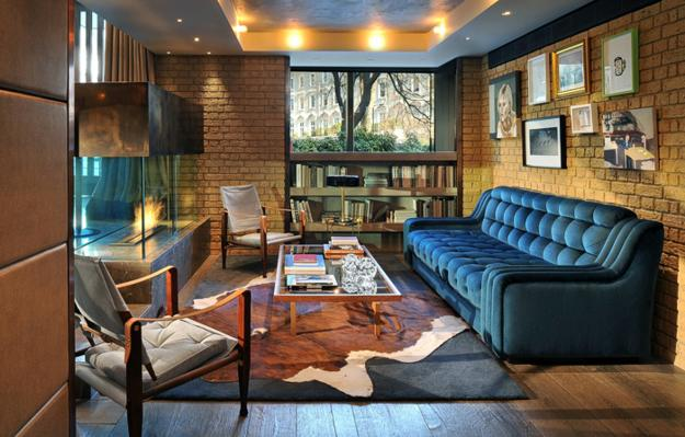 Bohemian Chic Interior Decorating Ideas And Room Colors Inspirations From Hotel Belgrave