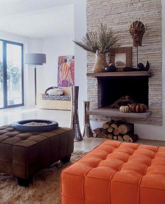 Decorating Ideas > 22 Beautiful Fireplace Designs And Summer Decorating Ideas  ~ 131258_Fireplace Decorating Ideas Summer