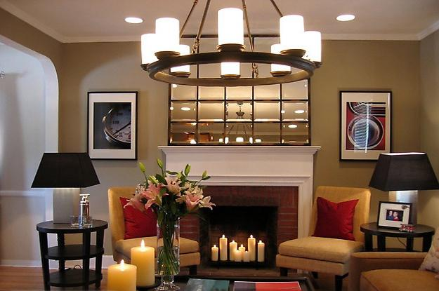 22 Beautiful Fireplace Designs and Summer Decorating Ideas ...