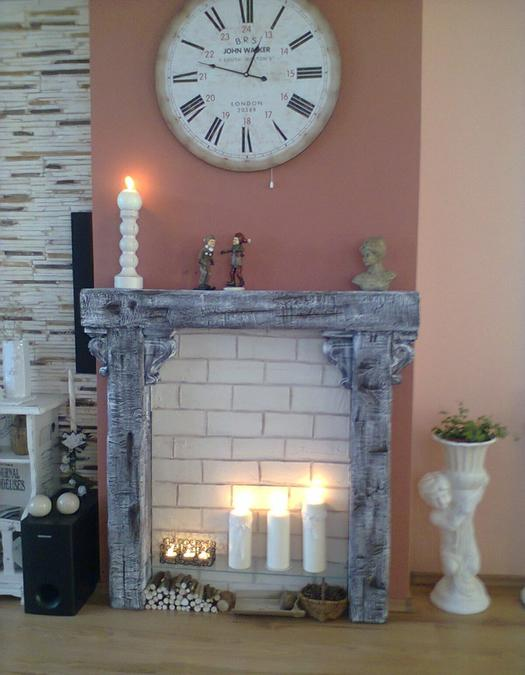 Decorating Ideas > 22 Lovely Fireplace Designs And Summer Decorating  ~ 131258_Fireplace Decorating Ideas Summer