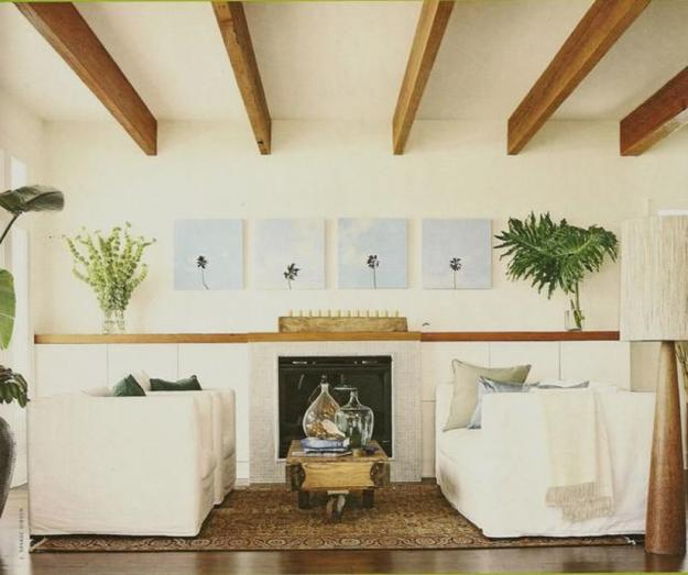 22 Beautiful Fireplace Designs and Summer Decorating Ideas  ~ 141146_Fireplace Mantel Decorating Ideas For Summer