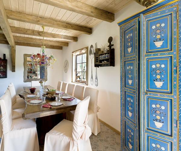 French Style Dining Room: French Country Decor For Elegant Country Home Decorating