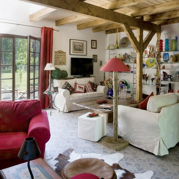 Living Room Beautiful Home: French Country Decor For Elegant Country Home Decorating