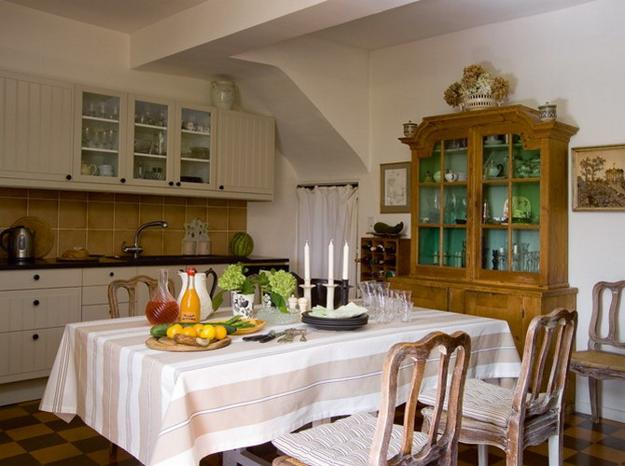 french country home furniture for dining room decorating and table setting