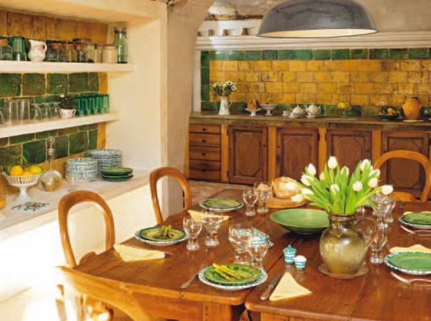 Wood Furniture For Modern Dining Room Decorating In French Alpine And