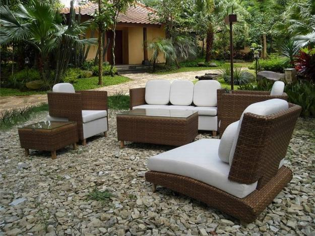 contemporary outdoor furniture for patio designs