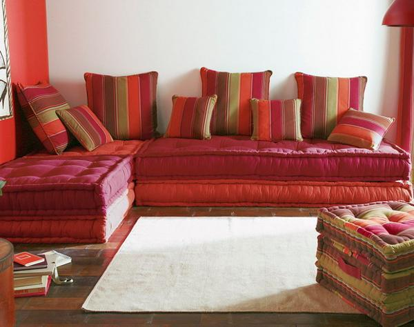 Red, Pink And Purple Colors For Summer Decorating Part 55