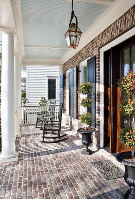 Classic decorating ideas for plantation style homes - Houses shutters classic modern designs ...