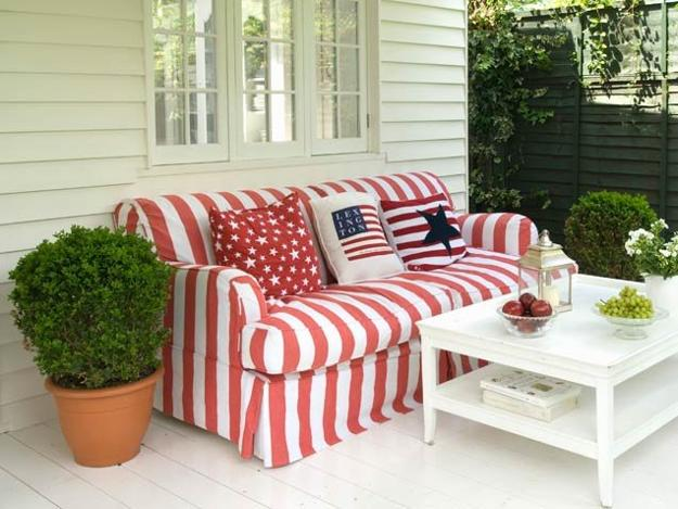 Beautiful Porch Decorating Ideas For Stylish And Comfortable - Summer furniture