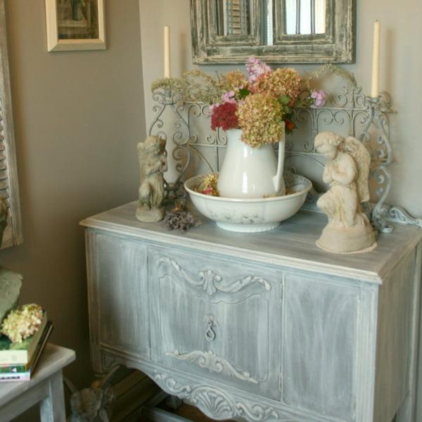 Shabby Chic Decorating Ideas: Shabby Chic Decorating Ideas Inspired By Beautiful Flowers