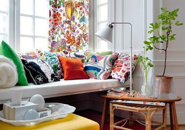 Home Design Ideas Colours: Bright Decor Accessories And Color Combinations For Summer