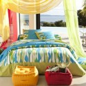 bright home accessories and color combinations for summer decoration