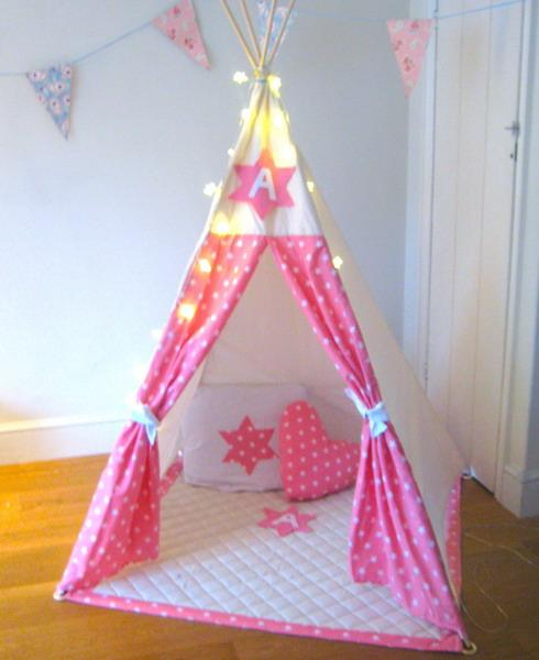 20 Eco Friendly Teepee Designs Adding Coziness to Kids ...