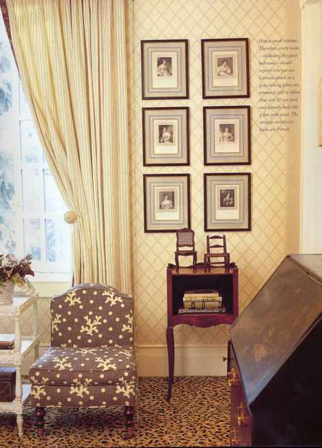 22 Beautiful Gallery Walls Adding Personality to Modern Interior ...