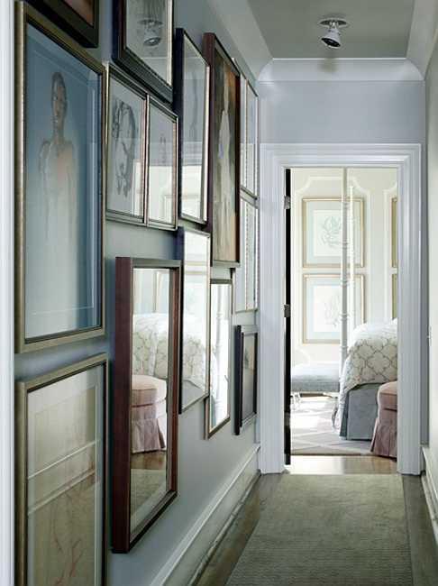 22 Beautiful Gallery Walls Adding Personality To Modern