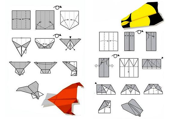 Paper Planes Surprising Dads With Simple And Fun Fathers
