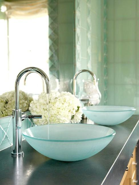 30 modern bathroom decor ideas blue bathroom colors and for Bathroom ideas vessel sink