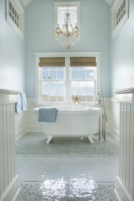 30 modern bathroom decor ideas blue bathroom colors and for Colorful bathroom decor