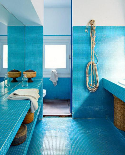 bathroom decor ideas blue bathroom colors and nautical decor themes