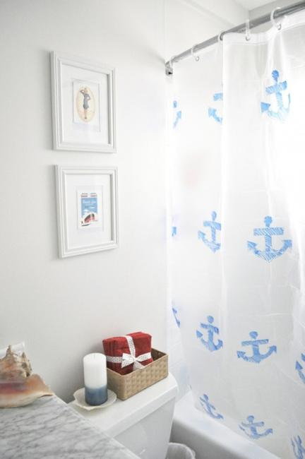 Nautical Shower Decorations