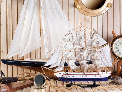 Enhancing nautical decor theme with sea shell crafts and for Nautical craft ideas
