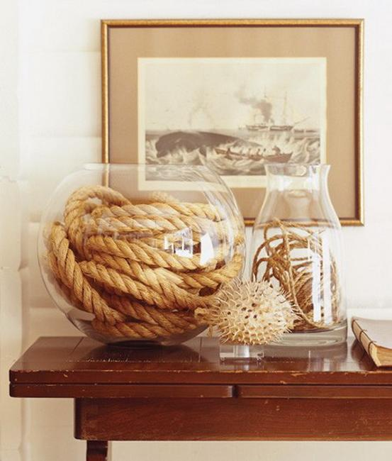 When Decorating With Natural Treasures And Old Ship Items The Possibilities  For Creating Unique And Timelessly Stylish Nautical Decor Are Unlimited.