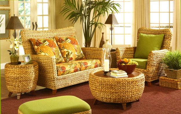 25 ideas for modern interior decorating with rattan