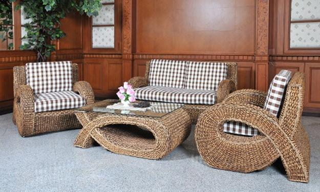 25 Ideas For Modern Interior Decorating With Rattan Furniture And Decor Acces