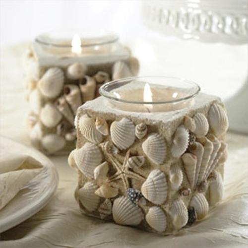DIY Seashell Decoration Ideas Craft Projects
